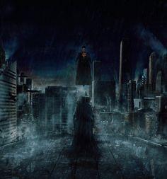 Batman v Superman: Dawn of Justice by Jordy Roelofs