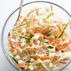 This Japanese kani salad recipe with real crab meat takes just 10 minutes to whip up. Healthy, creamy, and delicious! Low carb, paleo, and gluten-free, too.