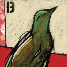 B is for Bird by Joel Ganucheau - JG103A - GalleryDirect