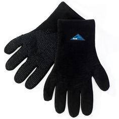 The Waterproof Gloves - Hammacher Schlemmer - Used by the U.S. military, these are the fleece-lined waterproof gloves that keep extremities dry and warm down to temperatures as low as -30º F.