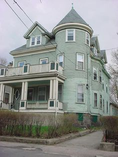 Spacious 3 unit Victorian house with 2 unit carriage house. Separate systems, common storage, yard space and common laundry. Victorian Photos, Victorian Houses, Dorchester Massachusetts, American Houses, Carriage House, Full Bath, Old Houses, Acre, Countryside