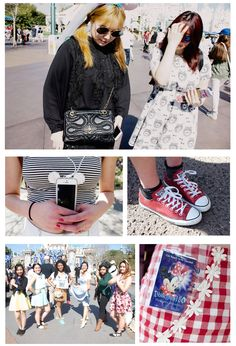 Street Style Collage 2