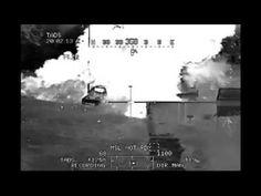 AH-64 Apache Attack ISIS With Hellfire and 30mm Gun in Syria | Gun Camera - YouTube