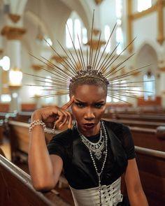 Moody Street Style Portrait Photography by Obidi Nzeribe Free Black Girls, Black Women, Conceptual Photography, Portrait Photography, Best Beauty Tips, Beauty Hacks, Black Goddess, Fashion Photography Inspiration, Afro Punk