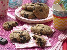 Cookies végétaliens, la recette de base (vegan)