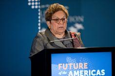 Donna Shalala, President of Clinton Foundation, Has Stroke - The New York Times