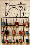 Sewing Machine Thread Holder from Robinson's Woodcrafts $19.95