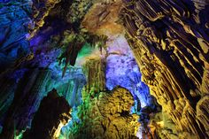 Photo Reed flute cave III by Alfonso Lucifredi on 500px