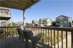 Outer Banks Vacation Rental | Kill Devil Hills, NC | School Bored - 2 king, 1 Q, 2T, and daybed for Paul in den; good location near lifeguarded beach; cost is $1884 with all fees