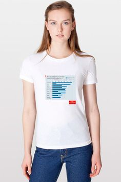 Female T-Shirt: More educated – Economist Store: On-demand
