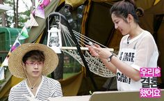Wooyoung & Park Se Young