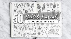 50 doodles for your journaling . :-)