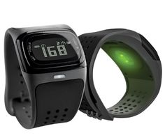 Mio | Alpha - Bluetooth-enabled heart rate monitor that delivers continuous heart rate readings #Quantified