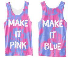 Make it BLUE! #Sleepingbeauty