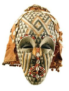Kuba Ngaady a Mwaash Mask, Dem. Rep. Congo