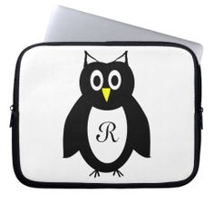 >>>Order          Black Owl Monogrammed Laptop Sleeve           Black Owl Monogrammed Laptop Sleeve lowest price for you. In addition you can compare price with another store and read helpful reviews. BuyThis Deals          Black Owl Monogrammed Laptop Sleeve Online Secure Check out Quick a...Cleck Hot Deals >>> http://www.zazzle.com/black_owl_monogrammed_laptop_sleeve-124892894918510192?rf=238627982471231924&zbar=1&tc=terrest