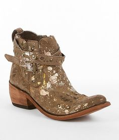 Liberty Black Tierra Boot - Women's Shoes in Tierra Cowgirl Boots, Western Boots, Gold Boots, Cute Boots, Crazy Shoes, Fashion Boots, Bootie Boots, Fashion Accessories, Distressed Leather