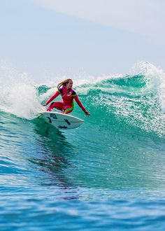 Surf girl... Malia Ward...