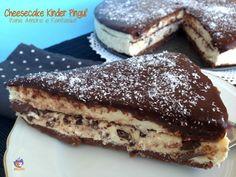 Il cheesecake Kinder Pinguì è praticamente irresistibile. Fresco e goloso, si adatta a qualsiasi momento della giornata. Attenzione: crea dipendenza!