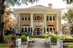 Blue Willow Inn Restaurant - Georgia