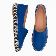 YVES Suelas Mix  Calf Leather  Espadrilles