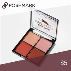 Do Do Girl Ruddy Cheeks BB Blusher New WithOUT Tags. Add a beautiful flush to your cheeks with these blush quads that feature colors that are universally flattering. Wear one color or mix to create a gorgeous custom shade for your skin! Sweep on apples of cheeks with contour and highlight for a chic, put-together look. Ipsy Makeup Blush