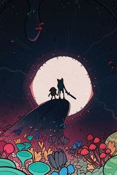 Adventure Time #17 cover