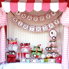 Lembrancinhas e Festas: Painel para atrás da mesa do bolo