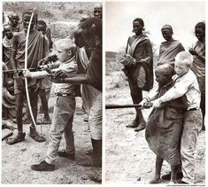 Two boys in 1962, making a trade.  <---- aw this is cute :)