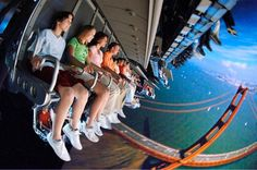 Epcot's Soarin and several other atttractions at Disney Parks will be changing in 2016. See what these changes are at ThemeParkInsider.com