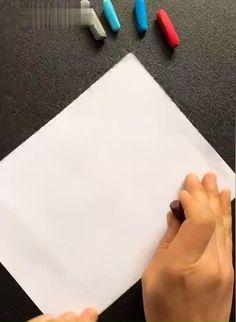Oil Pastel Drawings Easy, Art Drawings Sketches Simple, Oil Pastel Art, Art Drawings For Kids, Pastel Paintings, Crayon Painting, Canvas Painting Tutorials, Crayon Art, Encaustic Painting