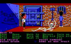 Gamasutra - The SCUMM Diary: Stories behind one of the greatest game engines ever made