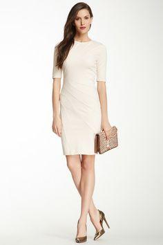 Corie Silk Trim Dress by Ted Baker on @HauteLook