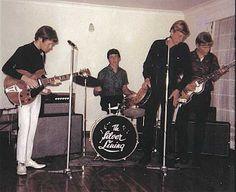 Band... In garage