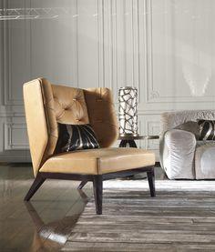 Roberto Cavalli Armchair #KingsofChelsea #InteriorsStylist #Design