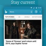 Microsoft updates Bing Search for Android with improved browser experience more