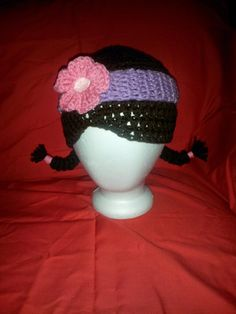 The Doc is in! Check out this crochet Doc McStuffins Inspired Hat  https://www.etsy.com/listing/213854919/doc-mcstuffins-inspired-hat