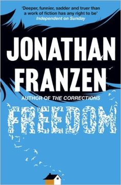 Image result for freedom jonathan franzen