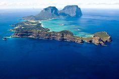 Lord Howe Island, na Austrália