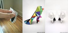 Post image for Origami accessories by Le Creative Sweatshop