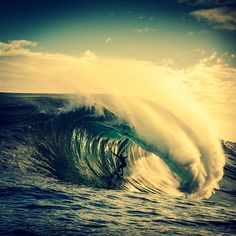 Wave by unknown