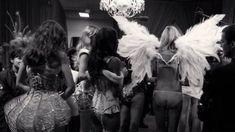 Victorias Secret Models, Victoria Secret Fashion Show, Modelos Victoria Secrets, Victoria Secret Wings, Vs Fashion Shows, Vs Models, Vogue, Favim, Black N White