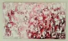 Oil colour on canvas.