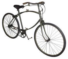 BSA WW2 era paratrooper's bike
