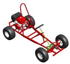 Go Kart Plans   eBay                                                                                                                                                      More