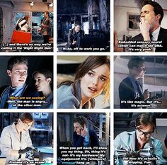 Agents of Shield moments... omg Fitzsimmons is halarious<<<< THESE GIFS ARE PERFECT THE ONE WHETE LEO WINKS AT GEMMA AGHHH #bb-8 #spherobb8 #bb8 #starwars #friki