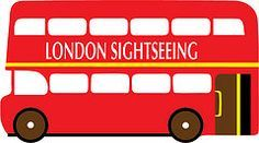 London sightseeing bus SVG | The Craft Crop