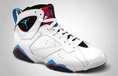 b671bf304e33f0 Air Jordan 7 (VII) Retro White Orion Blue-Black-Infrared Air Jordan 7 - Nike  official website Up to discount
