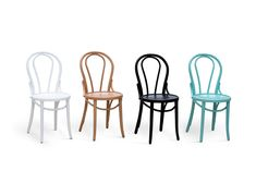 Mobirom: 6016 painted chair Bentwood chairs and tables factory. Thonet chairs made in Europe using Michael Thonet original technique of bending wood How To Bend Wood, Traditional Chairs, Bentwood Chairs, Confectionery, Upholstery, Furniture, Home Decor, Tapestries, Decoration Home