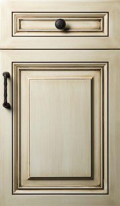 15 First White Kitchen Cabinet Doors Image - Furniture kitchen White Kitchen Cabinet Doors, Glazed Kitchen Cabinets, Kitchen Cabinet Door Styles, Custom Kitchen Cabinets, Custom Cabinetry, Kitchen Redo, Kitchen Design, Kitchen Ideas, Handmade Cabinets